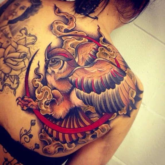 tatuaje Omoplato165
