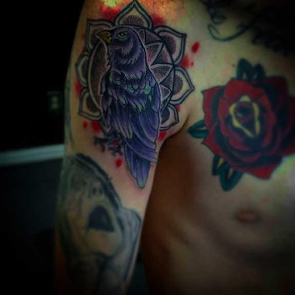 tatuaje Omoplato166