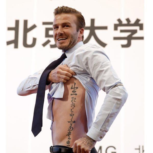 101 Tatuajes De Celebrities O Personajes Famosos