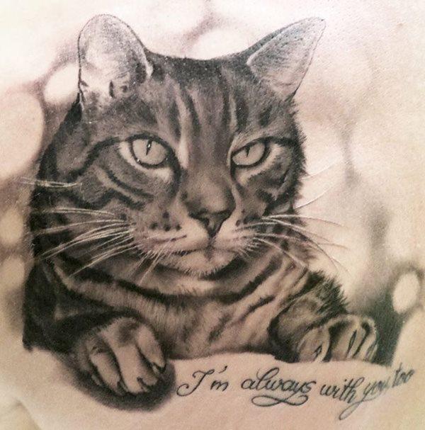 Tatuajes de animales, 62 fotos con ideas