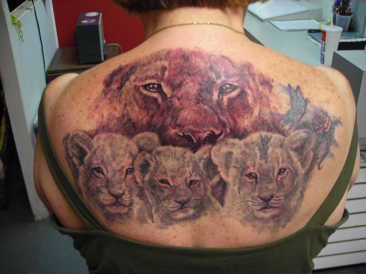 Tatuajes De Animales 62 Fotos Con Ideas
