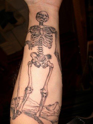 76 Tatuajes dibujados solo en el antebrazo