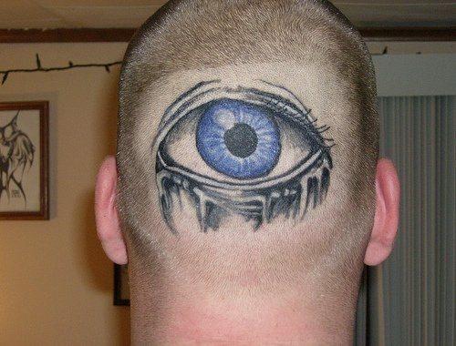 80 Tatuajes Con Muchos Detalles En La Cabeza