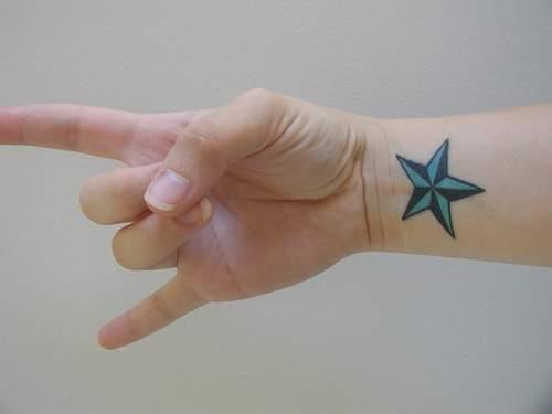50 Tatuajes Con Una O Varias Estrellas