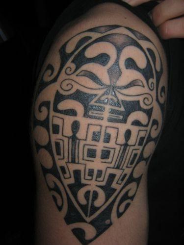 80 Tatuajes Maories Diseños Polinesios Por Todo El Cuerpo