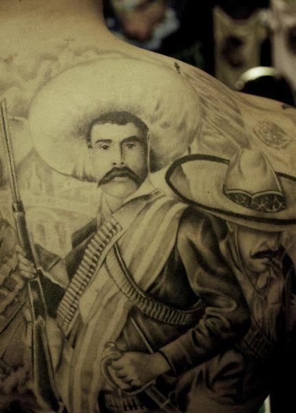 tatuaje mexicano 1003