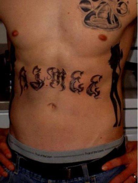60 Buenos Tatuajes En El Ombligo