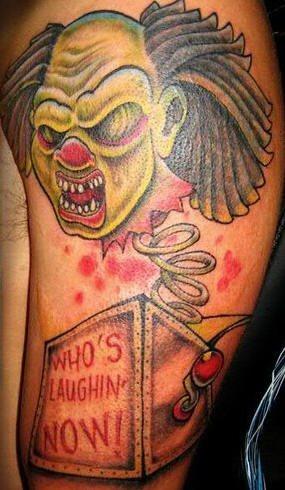 69 Tatuajes De Payasos Para Chico Y Chica