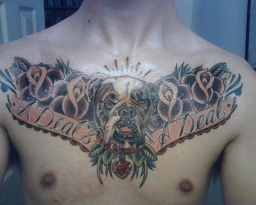 tatuaje pecho 1062