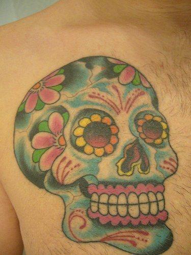 tatuaje pecho 1008