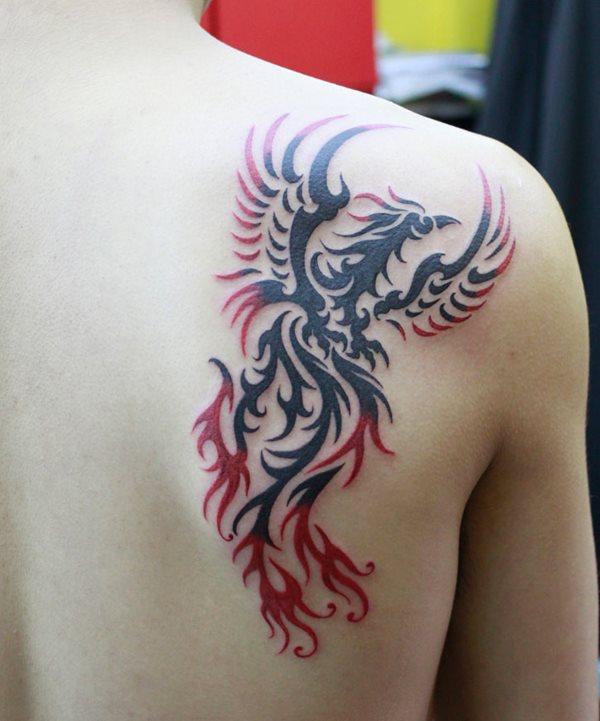 Tatuaje Ave Fenix Significado