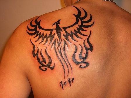 102 Ideas Con Tatuajes Del Ave Fenix