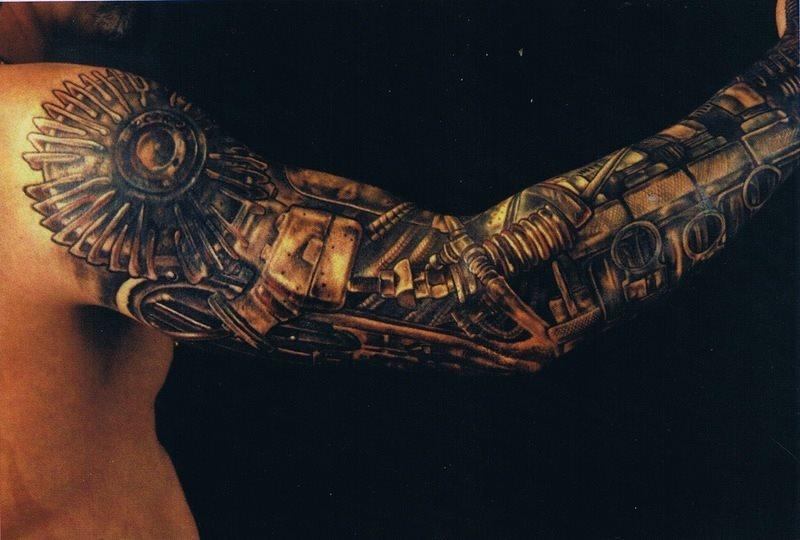 200 Tatuajes en los brazos enviados por los usuarios