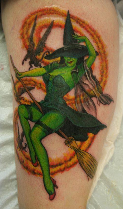 37 Motivos y Tatuajes: Brujas y Hechiceras