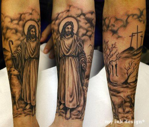 57 Tatuajes Y Disenos Para Cristianos Y Creyentes
