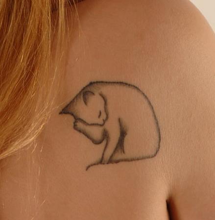 53 Tatuajes De Gatos Algunos Muy Reales