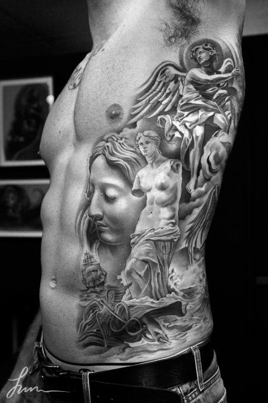 tatuaje griego 11