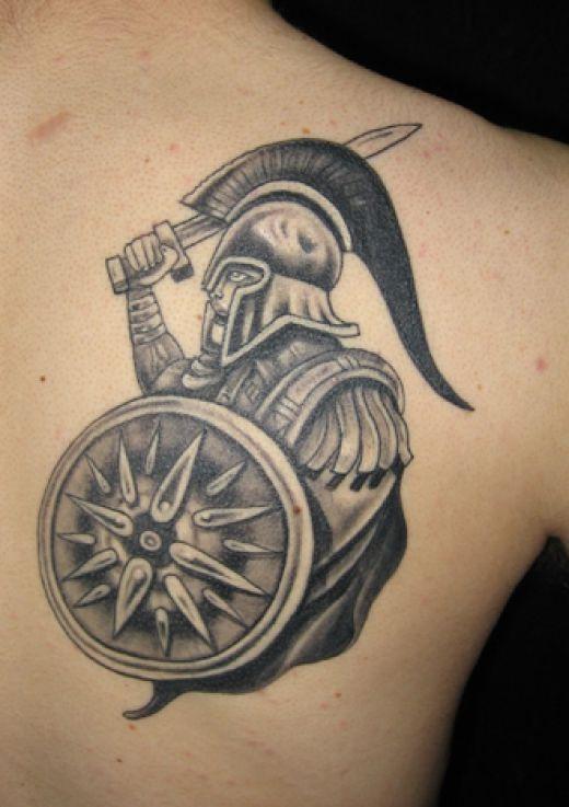 49 Tatuajes Griegos Y De Origen Helenico