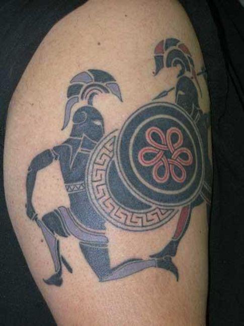 tatuaje griego 48