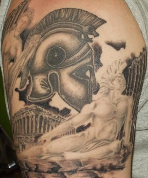 tatuaje griego 49