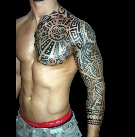 80 Tatuajes Maories Disenos Polinesios Por Todo El Cuerpo