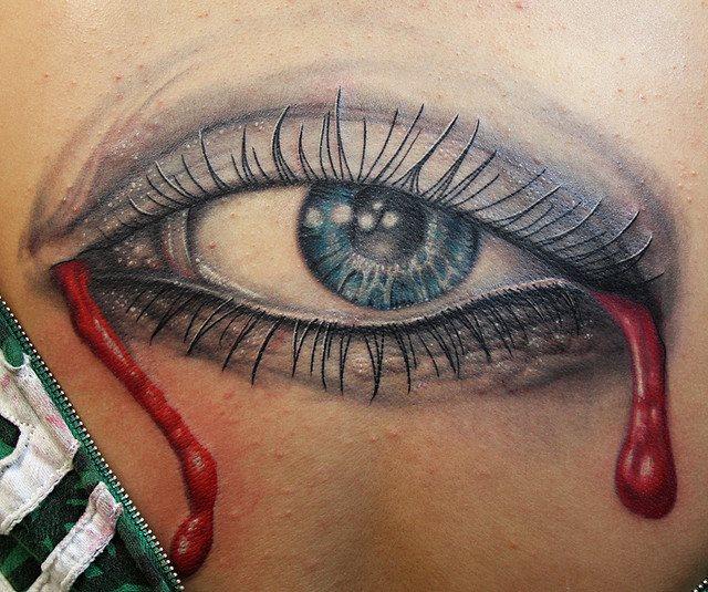60 Tatuajes De Pupilasojos Y Retinas