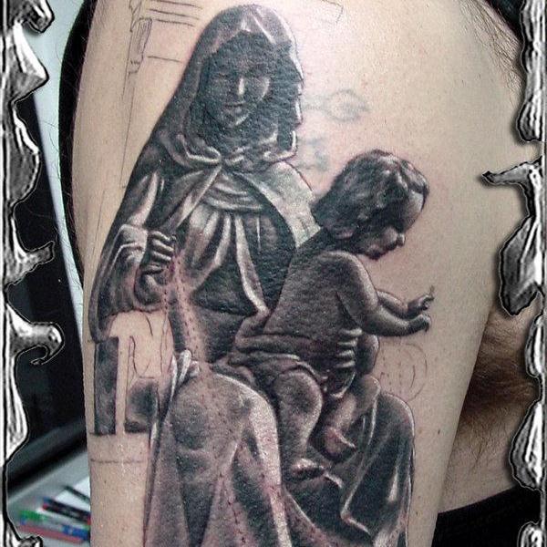 tatuaje virgen 26