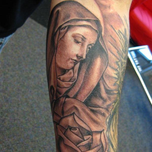 Tatuajes y nuevos diseños: Vírgenes