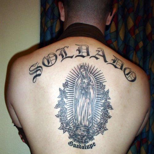 tatuaje virgen 40
