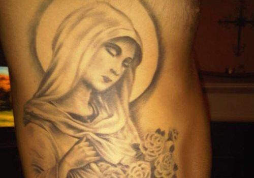 tatuaje virgen 46