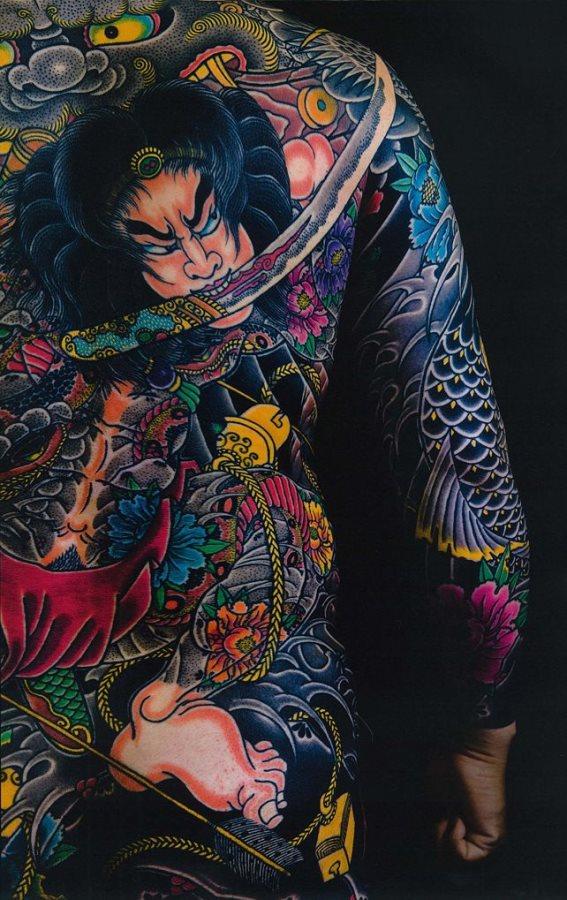47 Tatuajes Yakuza O De La Mafia Japonesa