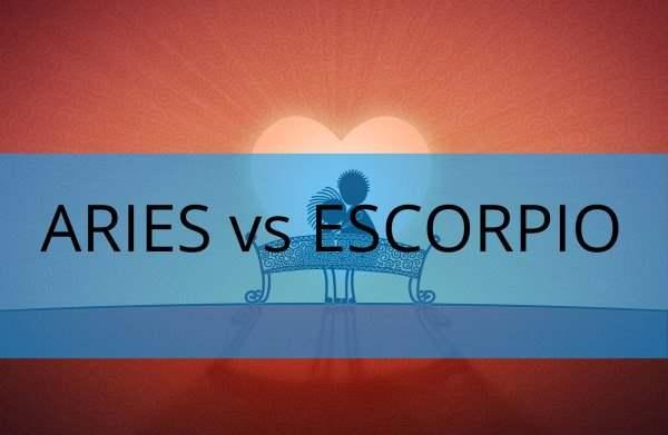 Hombre Escorpio Y Mujer Aries Compatibilidad De Signos
