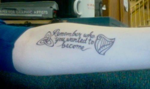 130 Tatuajes De Textos Frases O Escritos
