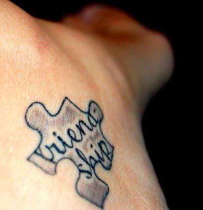 93 Tatuajes Para Demostrar Amistad Entre Personas Galería