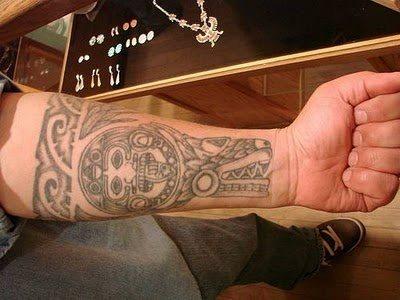 74 Tatuajes Aztecas Para Hombres Y Mujeres Galeria