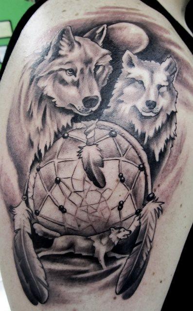 91 Tatuajes De Lobos Galería De Diseños