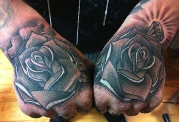 93 Tatuajes En La Mano Galeria De Disenos