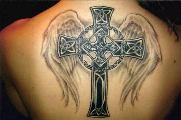81 Tatuajes Con La Cruz Egipcia Cristiana Celta Etc