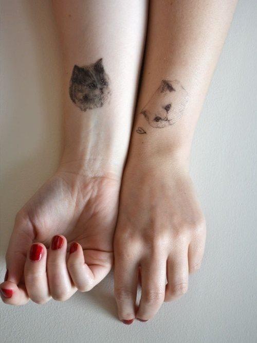 62 Tatuajes De Gatos Muy Originales Galería