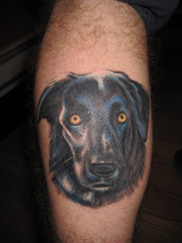 63 Tatuajes De Perros Pequeños Y Grandes Galería De Fotos