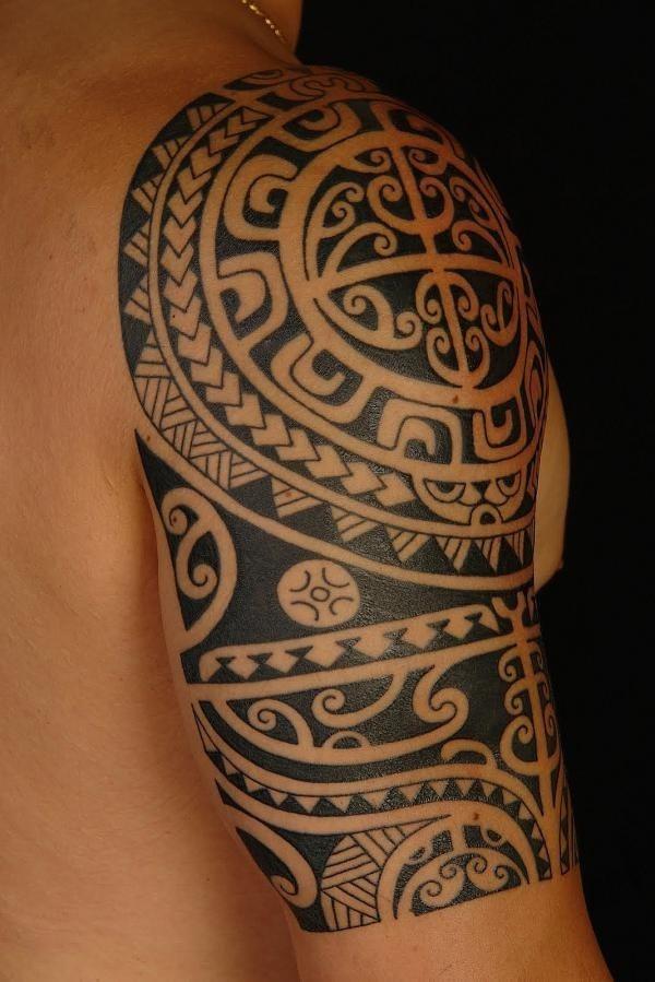 95 Tatuajes Tribales Galería De Diseños
