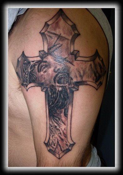 75 Tatuajes De Jesús O Jesucristo Galería De Fotos