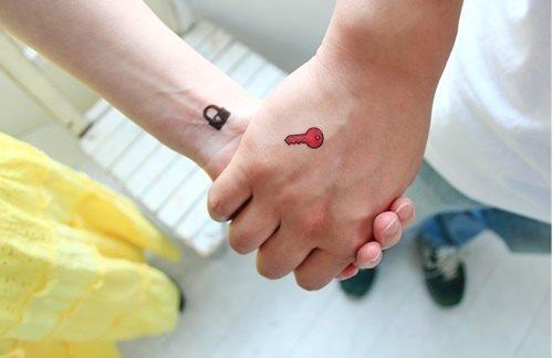 67 Tatuajes Para Parejas Y De Novios Galería De Diseños