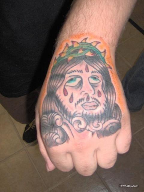 93 Tatuajes En La Mano Galería De Diseños