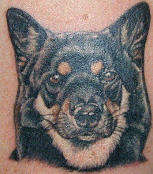 tatuajes alemán grande