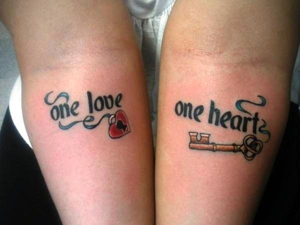 76 Tatuajes De Llaves Y Candados Galería De Fotos