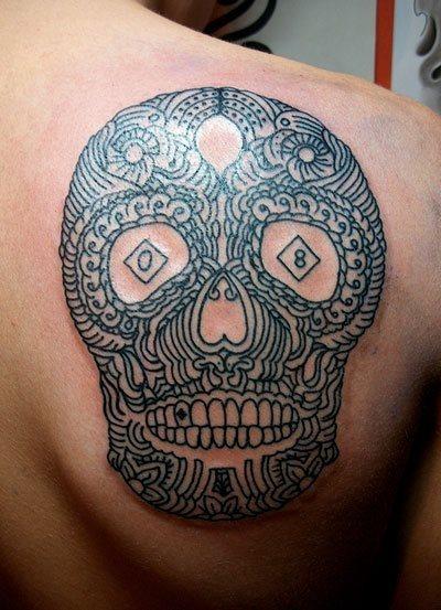 91 Tatuajes De Calaveras Y Cráneos Galería De Diseños