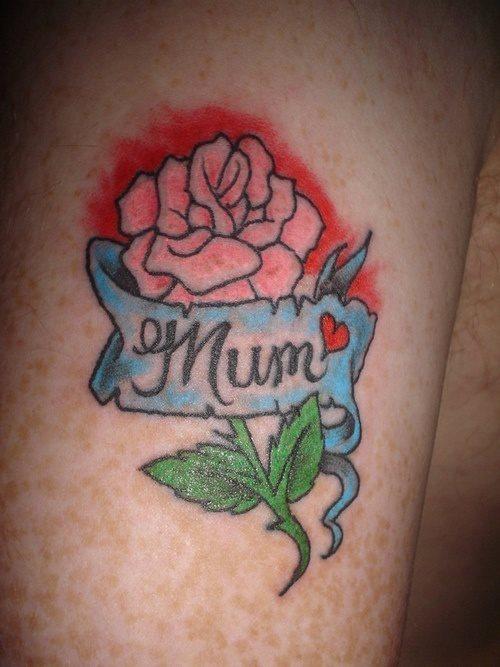 45 Tatuajes Dedicado Para Madres Y Padres Galería
