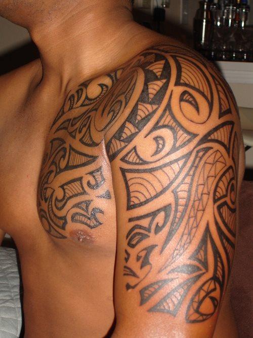 Tatuajes Maories O Polinesios Para Enmarcar