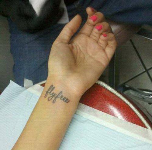 90 Tatuajes De Nombres O Motes De Personas
